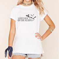 Women's Mother of Dragons T-Shirt