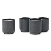 WHISKEY STONE SHOT GLASSES | Bar Accessories, Shooters, Party Accessories, Liquor | UncommonGoods