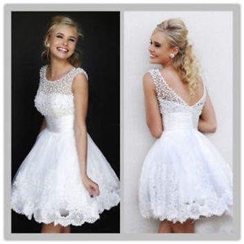 New Short prom dresses Mini Homecoming Dresses Evening Party Dresses Size:6—16