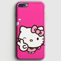Hello Kitty Girl iPhone 7 Plus Case