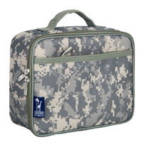 Digital Camo Lunch Box - 33403