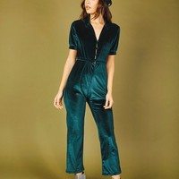 Billy Jumpsuit (Hunter Green)