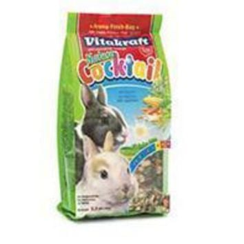 Vitakraft Pet Prod Co Inc - Nature Veggie Cockatil - Rabbit