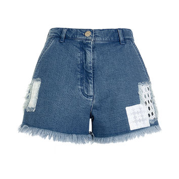 Patch Shorts
