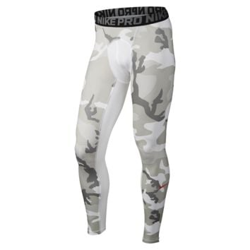 Nike Pro Cool Camo Men's Football Tights
