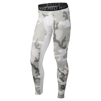 authorized site shopping best Nike Pro Cool Camo Men's Football Tights