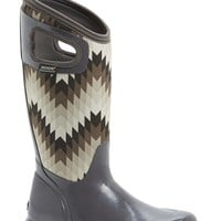 Women's Bogs 'North Hampton' Graphic Print Waterproof Boot,