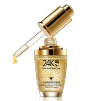 Skin Beauty Care Ageless Hyaluronic Acid Liquid 24K Gold Essence Anti Wrinkle Anti Aging Day Cream Whitening Moisturizing Face Cream