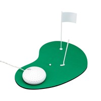 GreenHouse Golf Mouse - GH-MUSG-W | AudioCubes.com