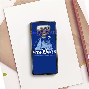 harry potter hogwart disney LG V20 Case Planetscase.com