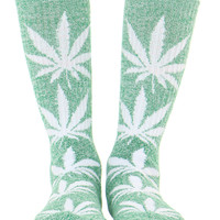 GREEN PLANTLIFE SOCKS