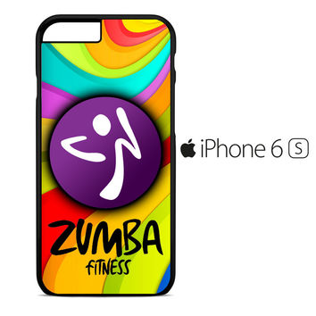 Zumba Fitness iPhone 6S Case
