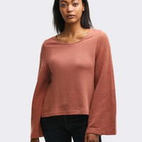 Gabriella Bell Sleeve Pullover