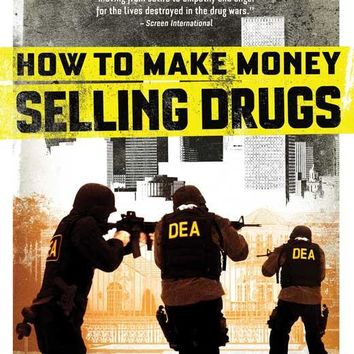 How to Make Money Selling Drugs 11x17 Movie Poster (2013)