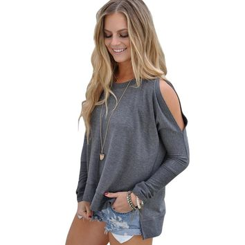 SMDPPWDBB Autumn Maternity Tops And Blouses Long Sleeve Strapless Pregnant Shirts Pregnancy Tees Casual Loose Maternity  Clothes