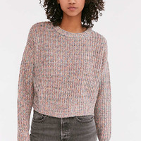 BDG Fisherman Neon Pullover Sweater | Urban Outfitters