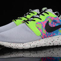 """NIKE"" Trending Fashion Camo Casual Sports Shoes"