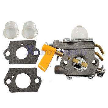 New Carburetor W/Gasket For Ryobi Homelite Trimmer 308054028 308054034 308054043