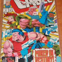 Marvel Comics Cable #2 June 1992 Mired in  Comic Book
