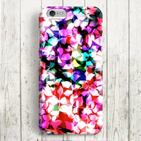 iPhone 6 Case, iPhone 6 Plus Case, iPhone 5S Case, iPhone 5 Case, iPhone 5C Case, iPhone 4S Case, iPhone 4 Case - Rainbow Leaves
