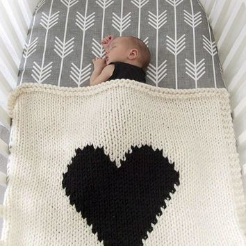 New Arrival Baby Wrap Blanket - Character Pattern - Polyester/Cotton