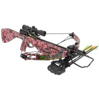 Parker Women's Challenger Pink Crossbow Package