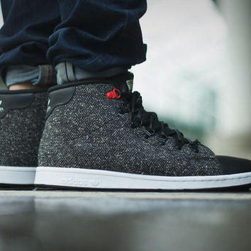 adidas Originals Stan Smith Winter Mid from HYPEBEAST d043c4694e1f
