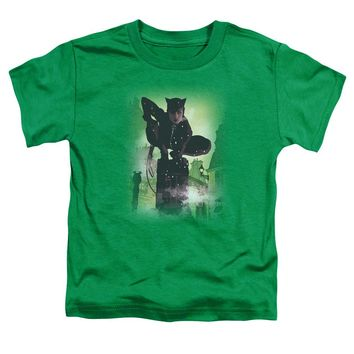 Batman - Catwoman #63 Cover Short Sleeve Toddler Tee