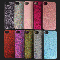 Shinning Flickering Hard Back Case Cover Skin for Iphone4 Iphone4S from 1Point99.com