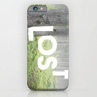 LOST iPhone & iPod Case by Cafelab