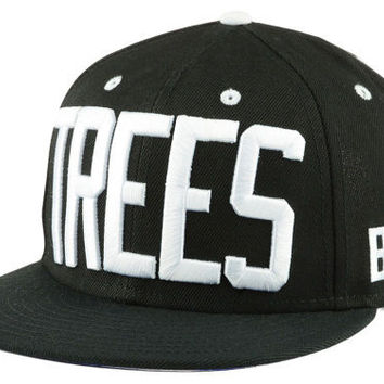 BLVD TREES SNAPBACK HAT