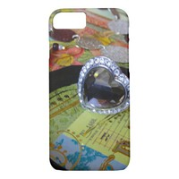 Jewelry on Top of Decorative Box iPhone 8/7 Case