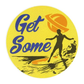 Lost Get Some Sticker Yellow Combo One Size For Men 24092364901
