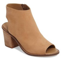 Calvin Peep Toe Bootie - Chinese Laundry