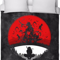 Naruto - Itachi red sun -Limited Duvet Cover - RO01219DC
