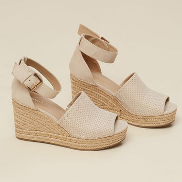 Altar'd State Marie Espadrille Wedges