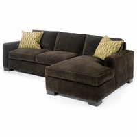 Glory Sofa with Chaise