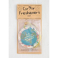 Be The Change Air Freshener