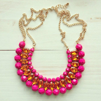Pree Brulee - A Sparkling Treasure Necklace