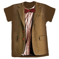 Doctor Who: Eleventh Doctor Costume T-Shirt - Clothing & Accessories | Doctor Who Shop