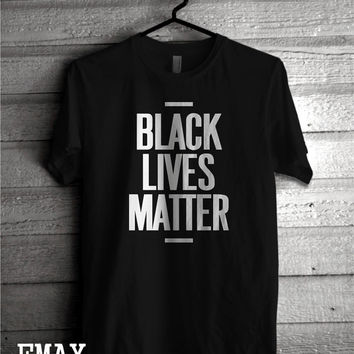 Black Lives Matter Shirt,Unisex BLM T-shirt Unisex Activist Movement Clothing, Black Lives Matter Tshirt 100% Cotton