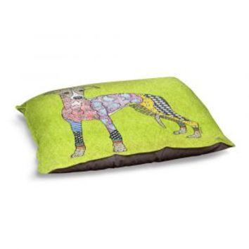 https://www.dianochedesigns.com/dogbed-marley-ungaro-greyhound-lime.html