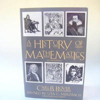 A History of Mathematics Vintage Book Math Engineer Mathematics Science Equations Teacher Education College Independent Learner Computer