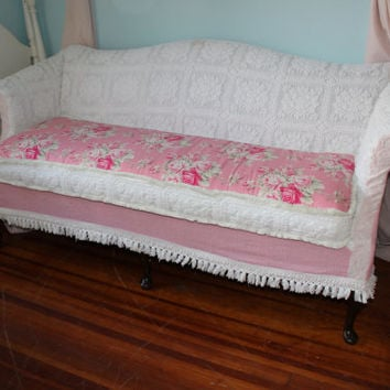 Best Pink Chenille Bedspread Products On Wanelo