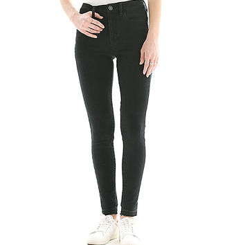 AEO Denim X4 Super Hi-Rise Jegging, Black