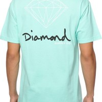 Diamond Supply Co Sign Logo T-Shirt