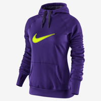 The Nike Swoosh Out All Time Women's Hoodie.