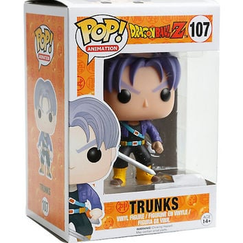 Funko Dragon Ball Z Pop! Trunks Vinyl Figure