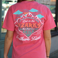 Lost in the Ozarks Tee by SOUTHERN TREND {Watermelon}