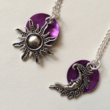 Twitches Sun And Moon Necklace | www.imgarcade.com ...